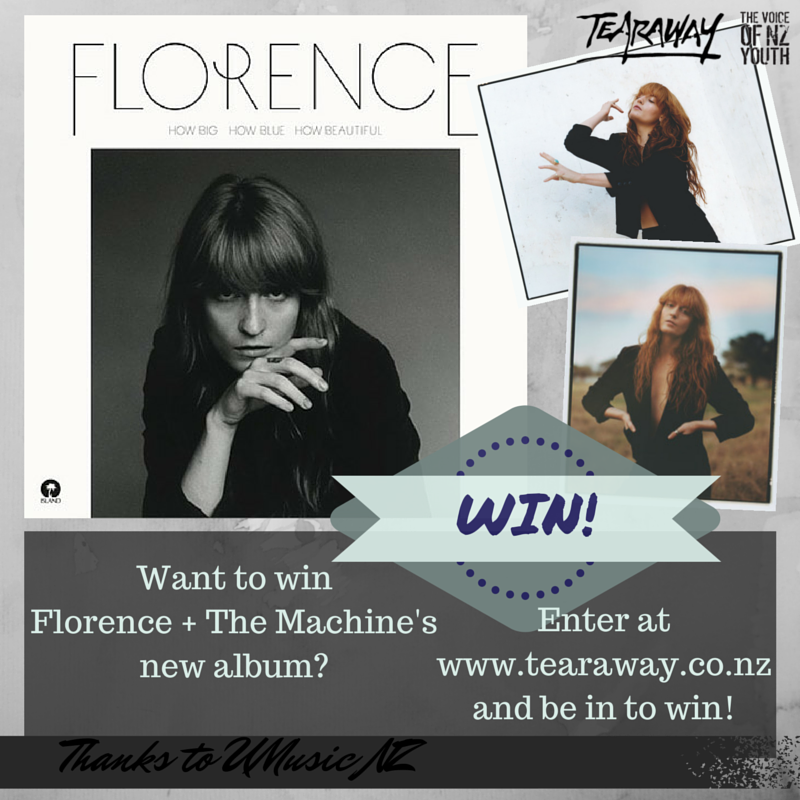 win florence and the machine tickets